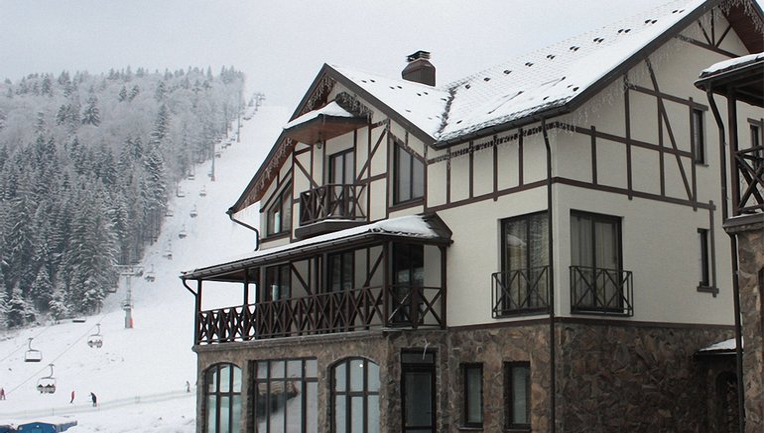 Будиночок в горах - фото 1