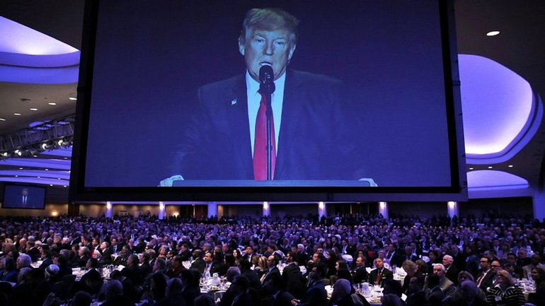 Трамп вещает  - фото 1