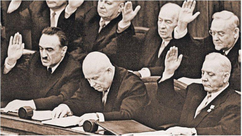 Как проходило решение Крымского вопроса в 1954-м - фото 1