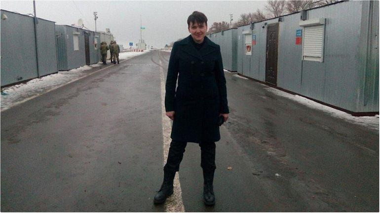 """По словам Савченко, украинцы чувствуют себя в плену """"хорошо"""" - фото 1"""