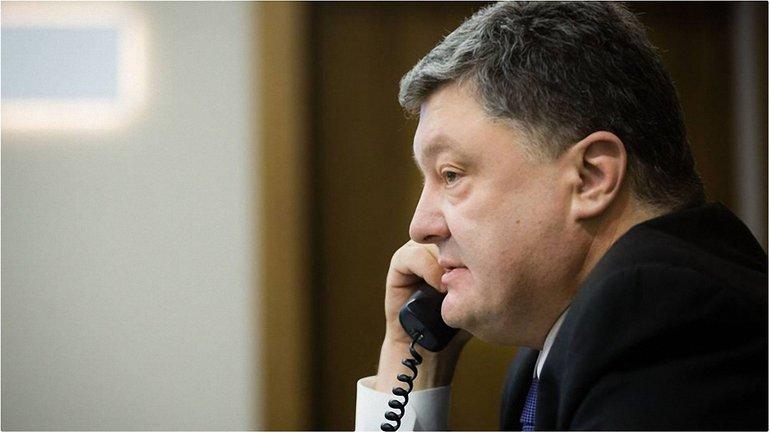 """Порошенко назвал Штайнмайера """"большим другом Украины"""" - фото 1"""
