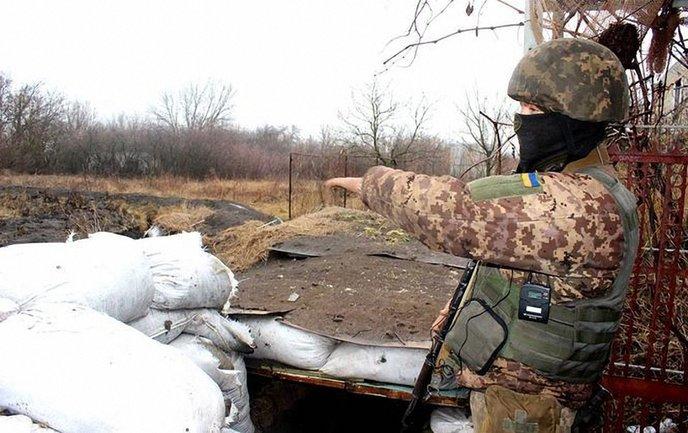 По бойцам ВСУ вели обстрелы 62 раза за сутки - фото 1