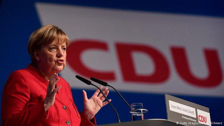 В случае победы партии 24 сентября, Меркель снова станет канцлером - фото 1