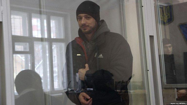 Максим Одинцов в суде придерживается риторики Кремля - фото 1