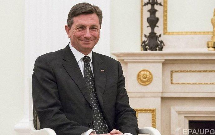 Борут Пахор встретится с Петром Порошенко - фото 1