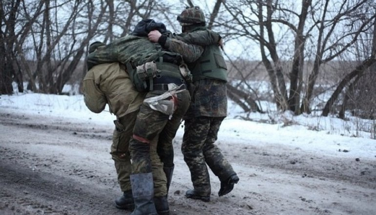 Боевики используют тяжелое вооружение против украинцев на Донбассе - фото 1