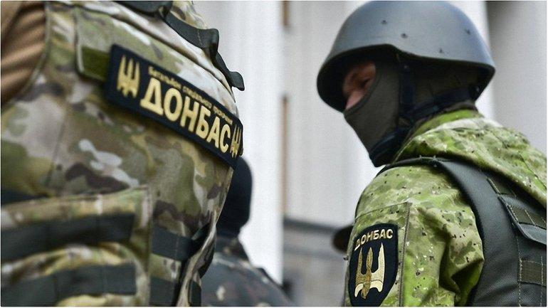 """В батальоне """"Донбасс"""" отрицают свою причастность к перестрелке - фото 1"""