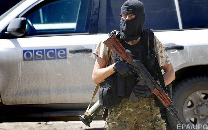 Боевики продолжают препятствовать деятельности ОБСЕ - фото 1