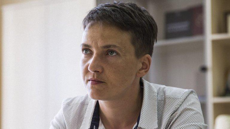 Внефракционная Савченко считает, что может стать президентом Украины - фото 1