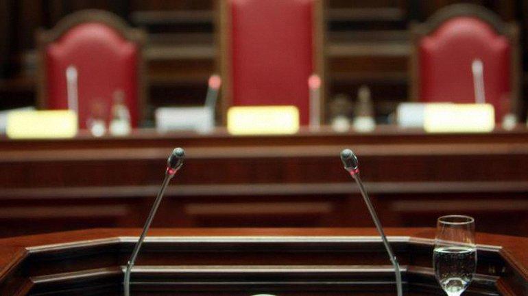 В Высшем совете правосудия не смогли отстранить подозреваемого в вымогательстве Павла Гречковского - фото 1