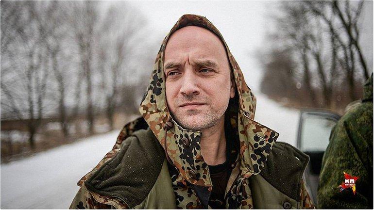 Прилепин заявил о том, что его батальон уже воюет на Донбассе - фото 1