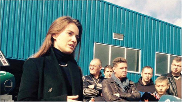 Юлия Марушевская мешает СБУ? - фото 1