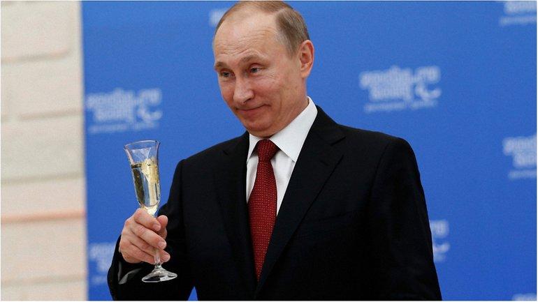 Путин, Путин и еще рз Путин  - фото 1