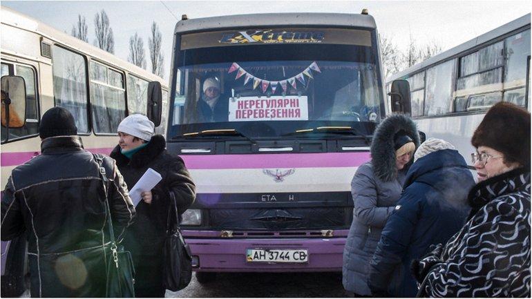 Из Авдеевки выехали 135 детей - фото 1