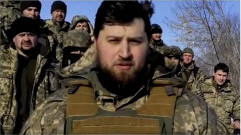 Солдаты58-й бригады обратились к Порошенко  - фото 1
