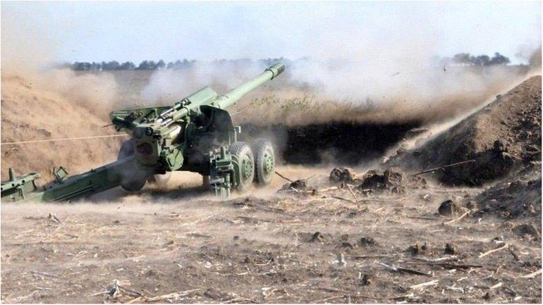 ТКГ договорилась об отведении вооружения - фото 1