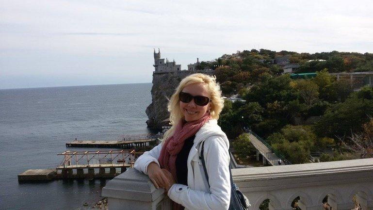 Марину Меньшикову депортировали из Крыма - фото 1