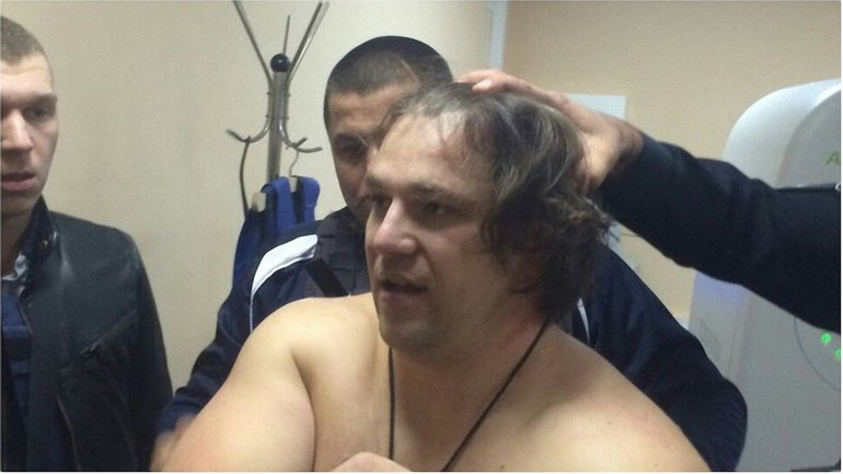 Пугачев во время задержания - фото 1