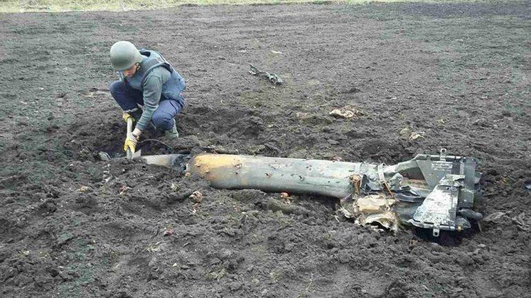 Спасатели уже ликвидировали больше 1400 боеприпасов - фото 1