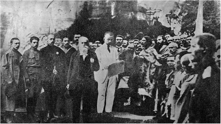 Чому українська революція 1917 зазнала поразки? - фото 1
