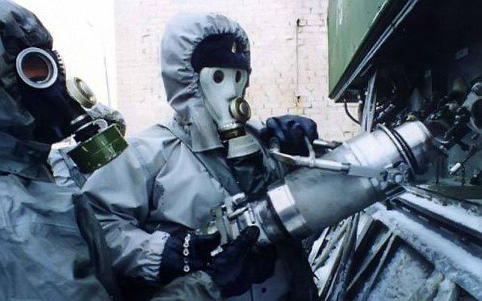 Сирийские военные применили химическое оружие против оппозиции и гражданских - фото 1