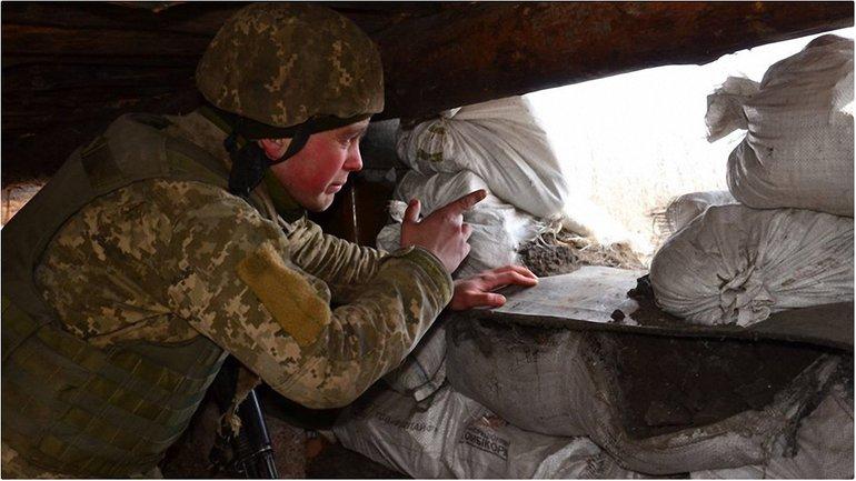 Количество обстрелов украинских позиций уменьшилось  - фото 1