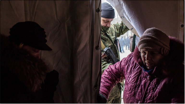 Мирные жители вновь страдают от обстрелов террористов - фото 1