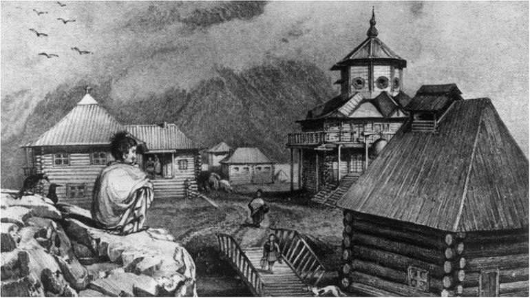 Русский мир на Аляске, 1827-й год - фото 1