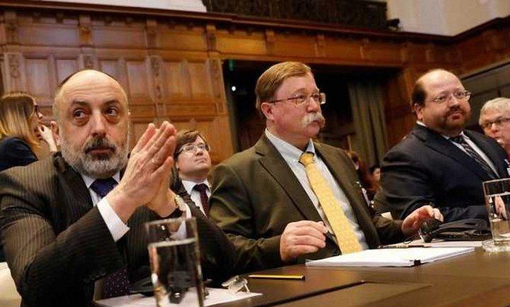 Российская делегация пытается заверить суд в политической подоплеке процесса - фото 1