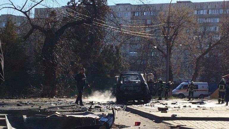 """Полицейские считают, что контрразведчика СБУ взорвали террористы """"ДНР"""" - фото 1"""