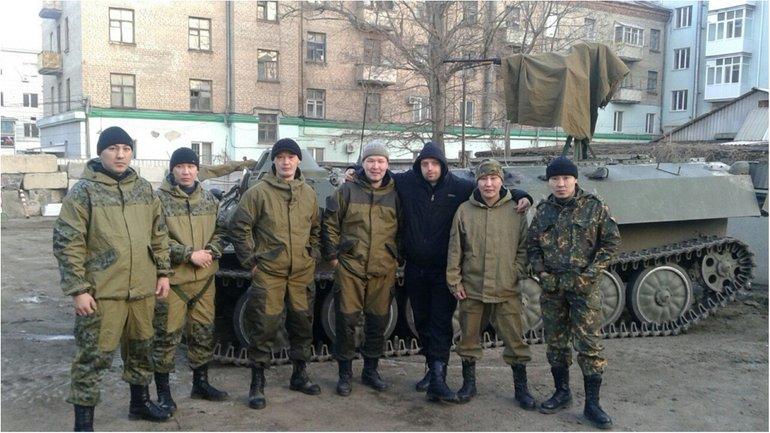 Боевые якуты, если верить русской пропаганде, стали коренными жителями Донбасса - фото 1