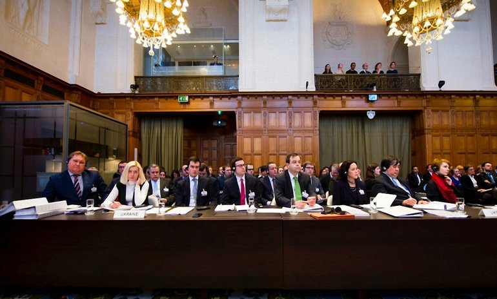 Четвертый день суда в Гааге по иску Украины к РФ: онлайн-трансляция - фото 1