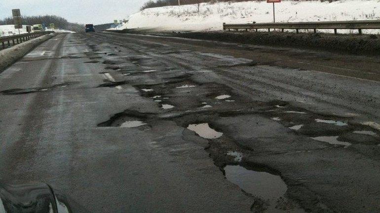 90% украинских дорог непригодны для целевой эксплуатации - фото 1