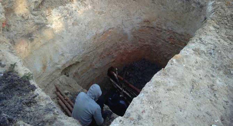 Добыча янтаря на территории заповедника не прекращается ни на минуту - фото 1
