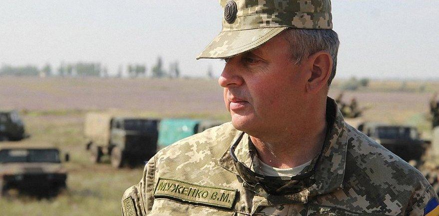 Глава Генштаба поставил под вопрос правомерность обычного суда судить военных - фото 1