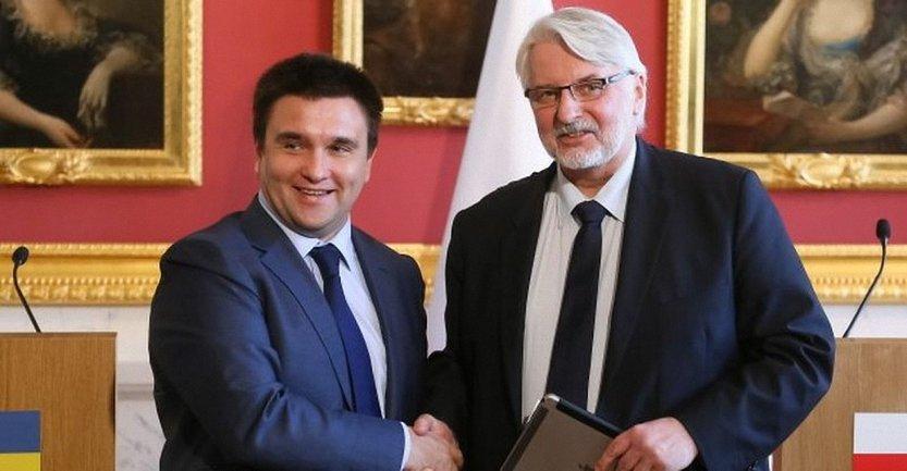 Климкин и Ващиковский обсудили ситуацию с обстрелом консульства в Луцке - фото 1