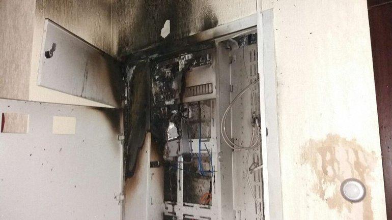 Причина пожара пока не установлена - фото 1