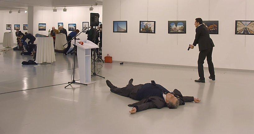 Убйиство посла  - фото 1
