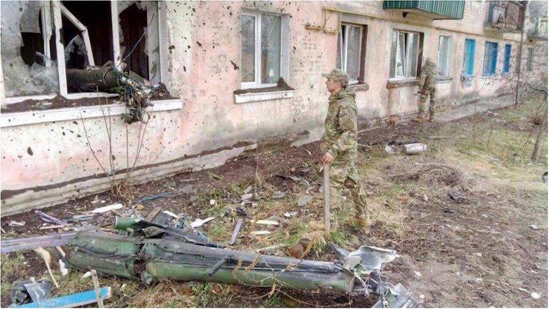 Власти страны называют случившееся в воинской части диверсией - фото 1