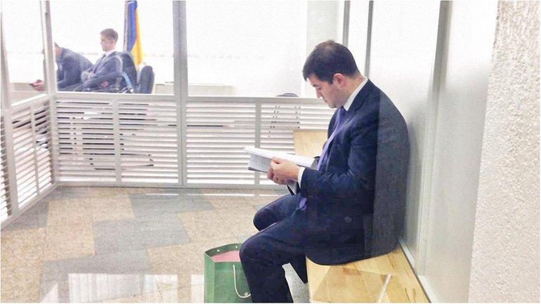 Насиров остается под арестом - фото 1