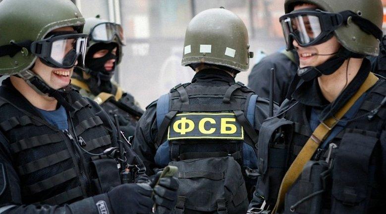 ФСБ разыскивает грабителя - фото 1