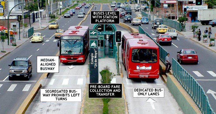 КМДА хочет соединить Троещину с правым берегом метробусом - фото 1