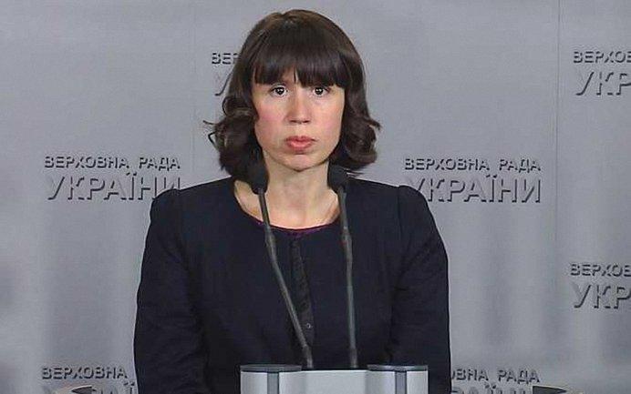 Татьяна Чорновол хочет, чтобы сотрудники СМИ отчитывались о доходах - фото 1