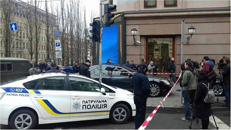 Убийство в центре Киева шокировало - фото 1