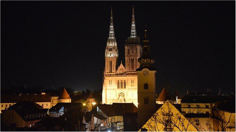 Загреб вітає гостей - фото 1