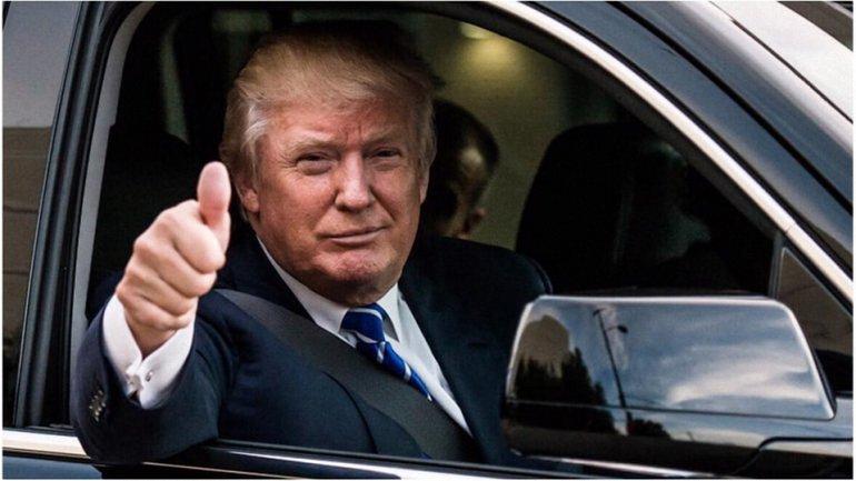 "Трамп назвал Путина ""крепким орешком"" - фото 1"