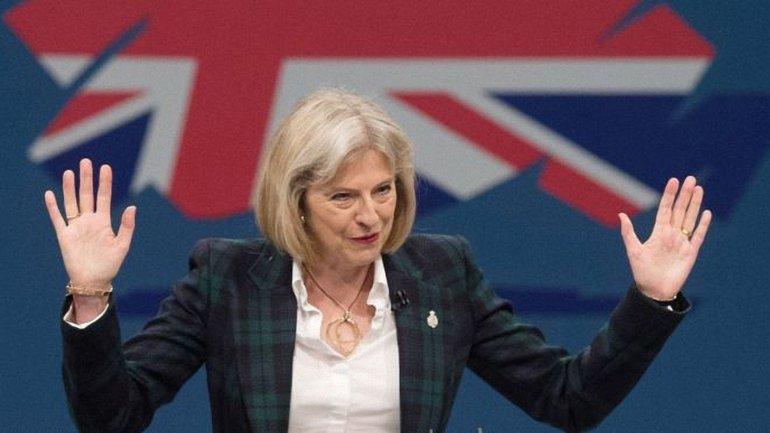 Тереза Мэй подписала письмо президенту ЕС о выходе Великобритании из союза - фото 1
