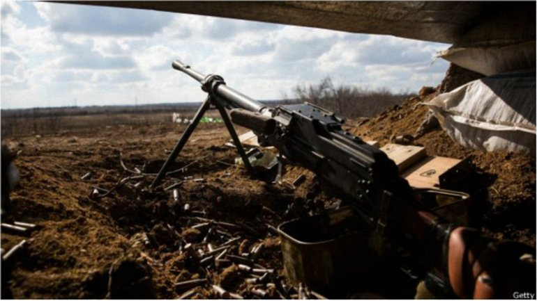 Зафиксировано 81 вражеский обстрел - фото 1