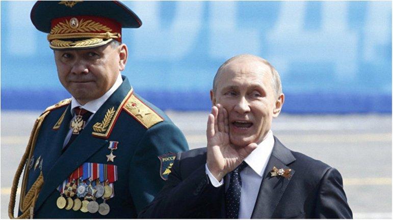 Путин и Шойгу - фото 1