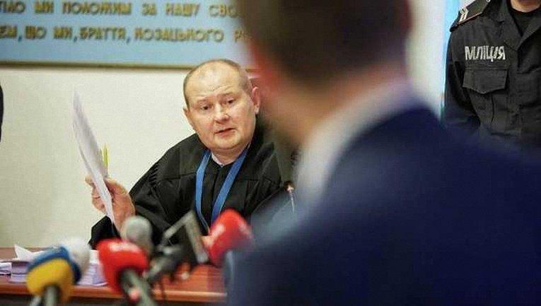 Николай Чаус не захотел общаться с молдавскими правоохранителями - фото 1